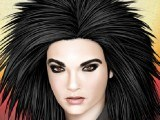 Maquillage de Bill des Tokio Hotel