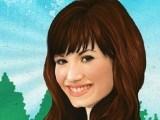 Maquillage de Demi Lovato