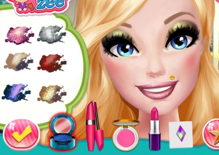 jeux de maquillage