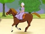 Penny monte à cheval