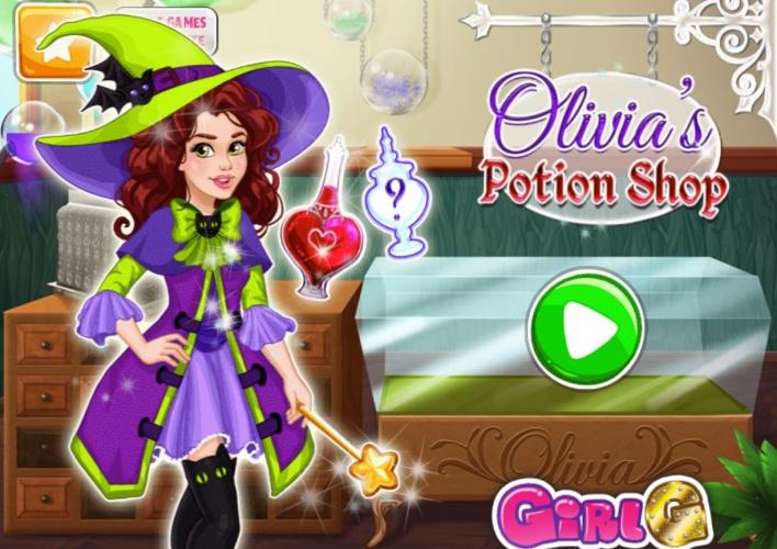 Les meilleurs jeux sur jeux fille gratuit - Jeux de sorciere potion magique gratuit ...