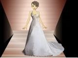 Mariée fashion et glamour