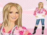 Britney Spears dress up
