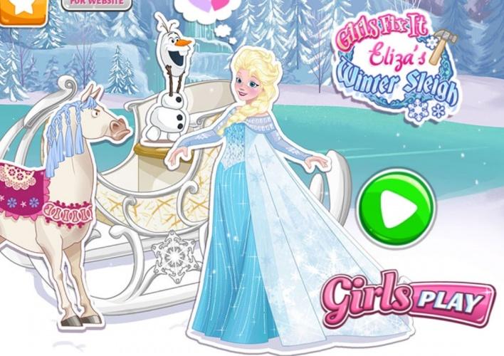 Elsa et anna font un barbecue sur jeux fille gratuit - Jeux elsa gratuit ...