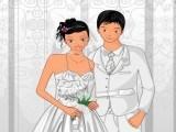 Mari et mariée