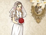 Jeux de joli mariée