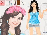 Dress up game de Selena Gomez