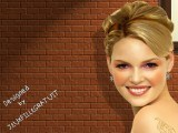 Maquillage de Katherine Heigl