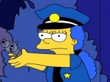 Marge policière