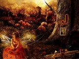 Lettres d'Halloween