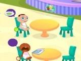 Restaurant pour bébés