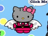 Habillage de Hello Kitty