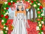 Mariée en fleurs
