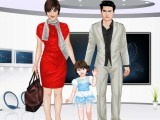 La famille Cruise