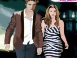 Le couple de Twilight new moon